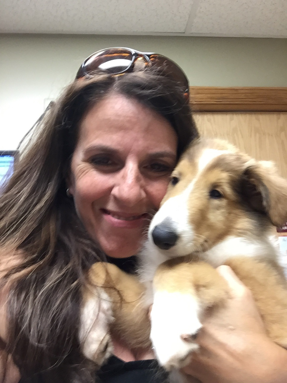 Oakton-Vienna Veterinary Hospital - Vienna, VA - Our bookkeeper Linda